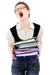 Information overload and stress